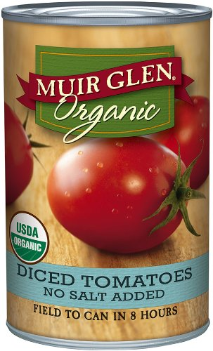Muir Glen Canned Diced Tomatoes