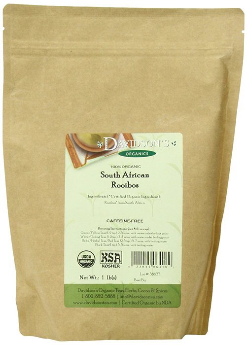 South African Organic Rooibos Tea