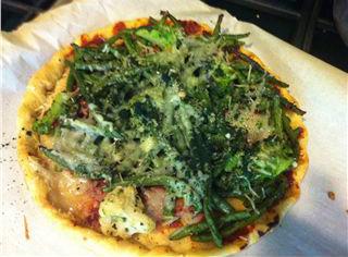 Super Food Pizza