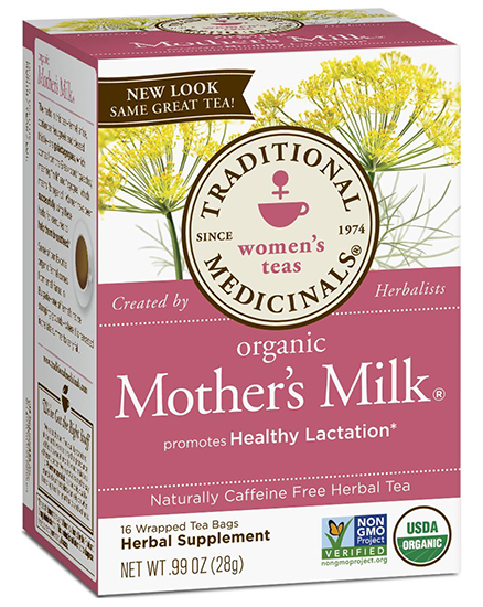 Traditional Medicinals Organic Mothers Milk Tea