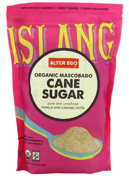 Alter Eco Organic Mascobado Cane Sugar