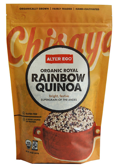 Alter Eco Organic Royal Rainbow Quinoa