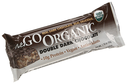 NuGo Double Dark Chocolate Bars