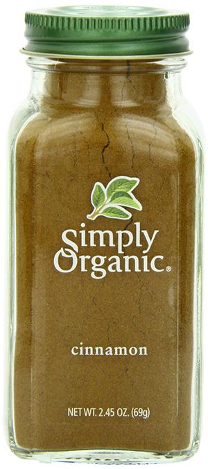 Simply Organic Organic Vietnamese Cinnamon