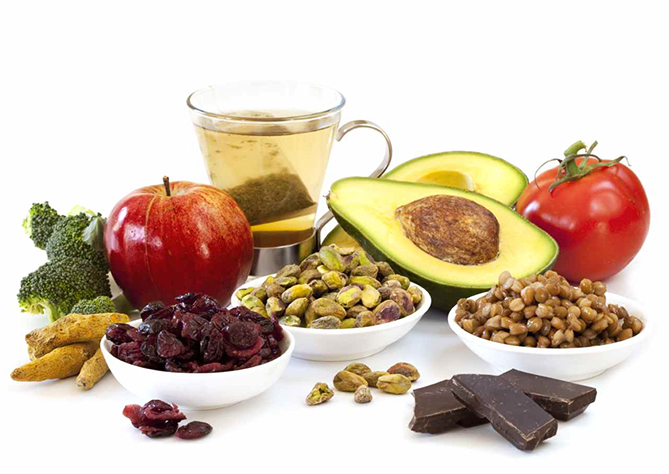 The best healthy foods for long life