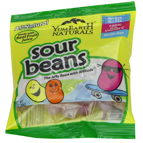 YumEarth Sour Jelly Beans
