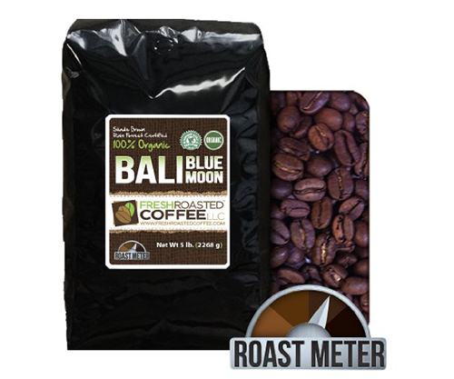 Bali Blue Moon Organic Fresh Roasted Coffee LLC