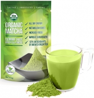 Kiss Me Organics Organic Matcha Green Tea