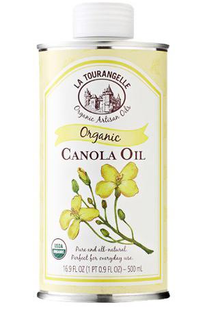La Tourangelle Pure Organic Canola Oil