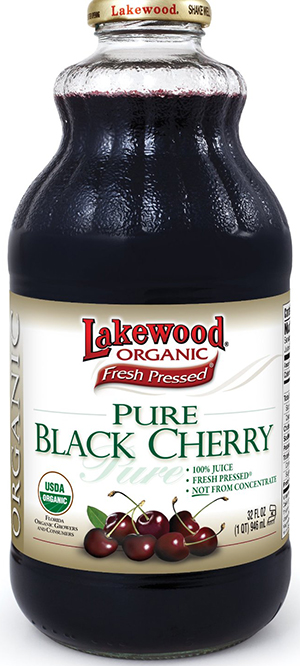 Lakewood Certified Organic Black Cherry Juice
