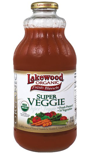 Lakewood Organic Super Juice from Veggies