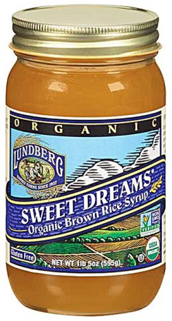 Lundberg Sweet Dreams Organic Brown Rice Syrup