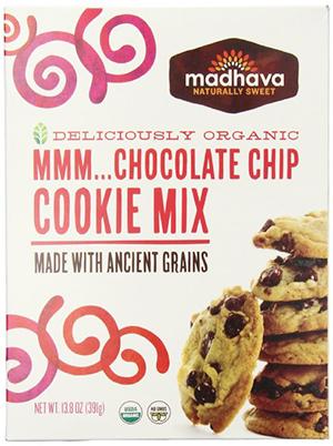 Madhava Organic Cookie Mix