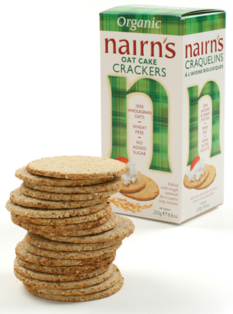 Nairn's Organic Oat Cakes