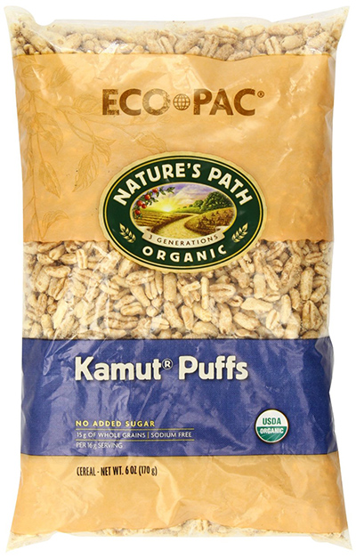Organic Kamut Grain Cereal by Nature's Path