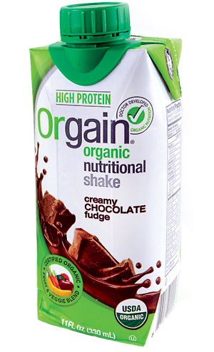 Orgain Ready-To-Drink Certified Organic Meal Replacement