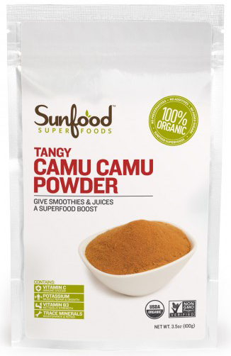 Sunfood Organic Camu Camu Powder
