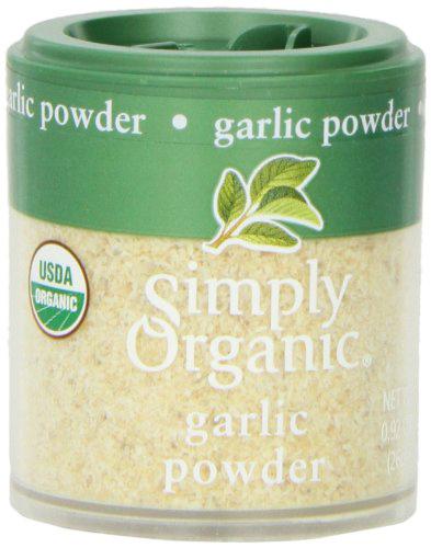 Simply Organic Pure Garlic Powder