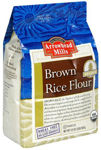 Arrowhead Mills Brown Rice Flour