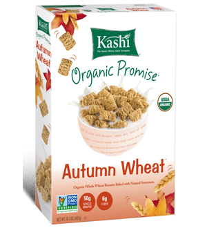 Kashi Autumn Whole Grain Wheat Cereal