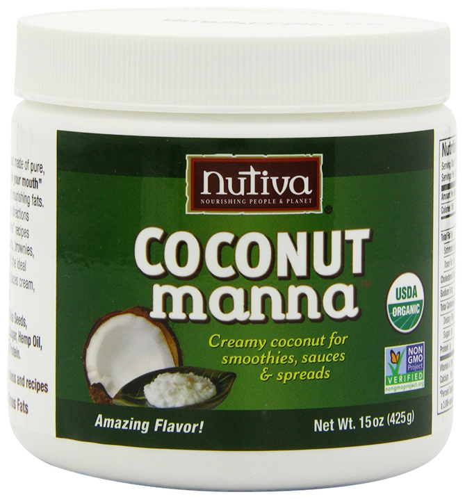 Whole Foods Coconut Manna