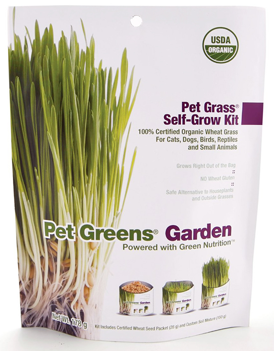 Bell Rock Growers Organic Wheat Grass For Pets