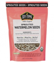 Go Raw Sprouted Organic Watermelon Seeds