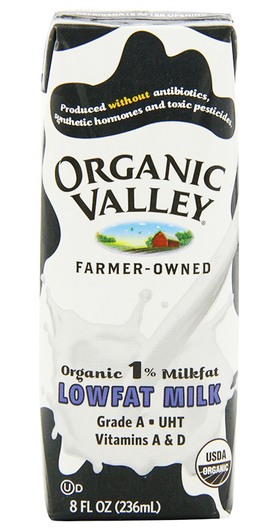 Organic Valley Pure Organic Milk Drink