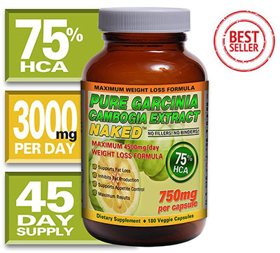 Premium Garcinia Cambogia by SuppleSense