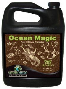 Green Planet Nutrients - OCEAN MAGIC