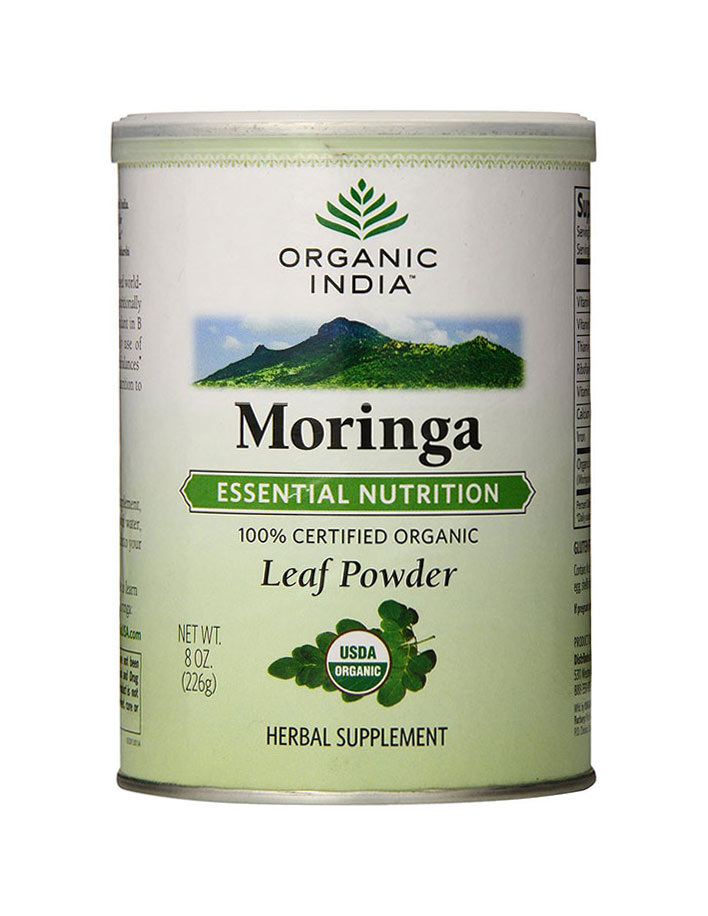 Moringa Oleifera Leaf Powder by Organic India