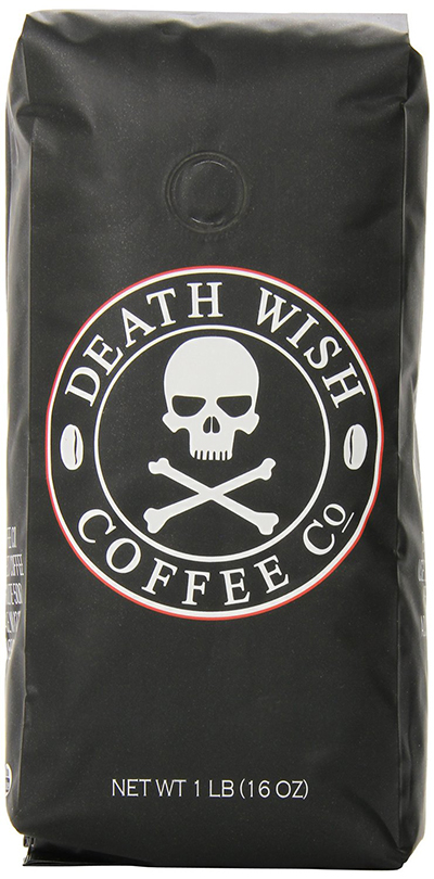 Death Wish Coffee Company World's Strongest Coffee