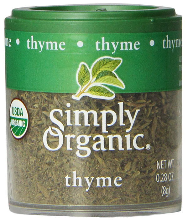 Dried Organic Thyme by Simply Organic