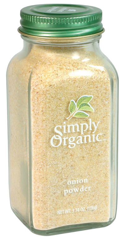 Simply Organic Organic Onion Powder
