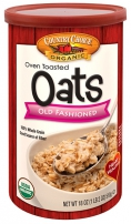 Country Choice Organic Oven Toasted Oats