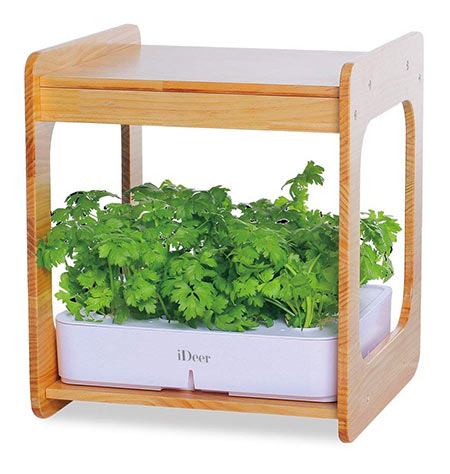 IDEER LIFE smart indoor hydroponics garden kit