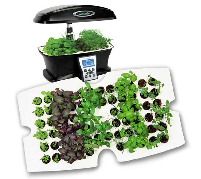 Top Rated Indoor Vegetable Herb Growers