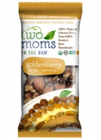 Two Moms In The Raw Organic Nut Bar With Goldenberries