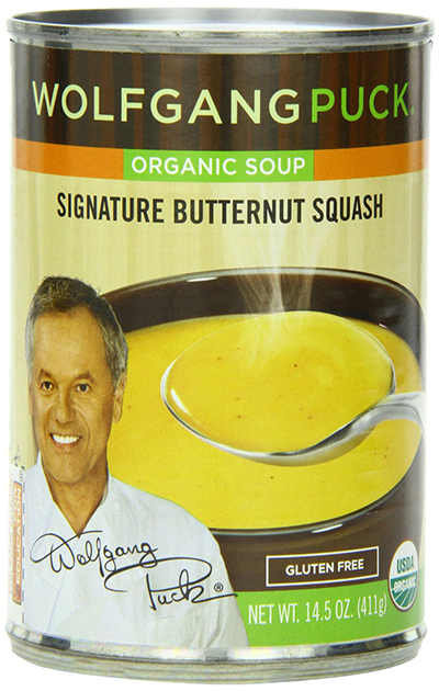 Wolfgang Puck Canned Organic Butternut Squash Soup