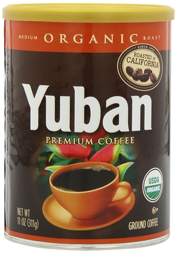Yuban Medium Roasted Ground Organic Coffee