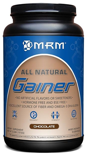 Fully Natural Weight Gainer1
