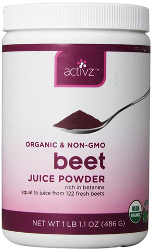 Organic Beet Powder by Activz