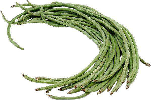 Weird vegetable Yardlong aka Chinese long beans