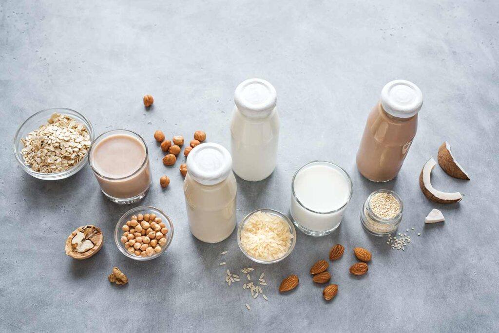 Why Plant Based Milk is Good for You