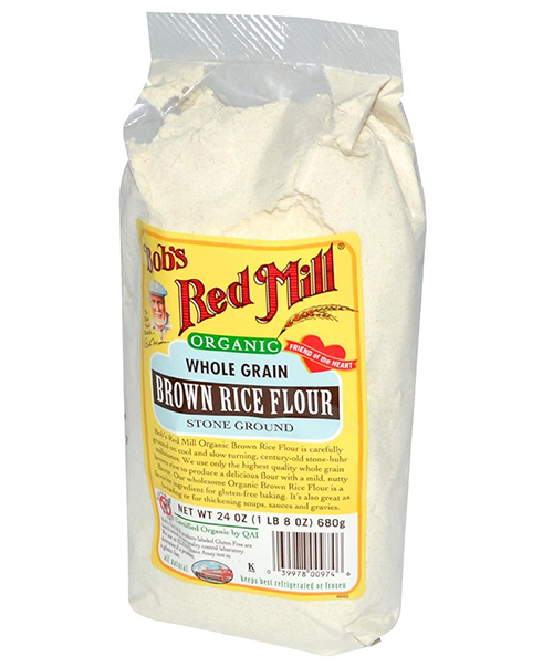 Organic Brown Rice Flour by Bob's Red Mill