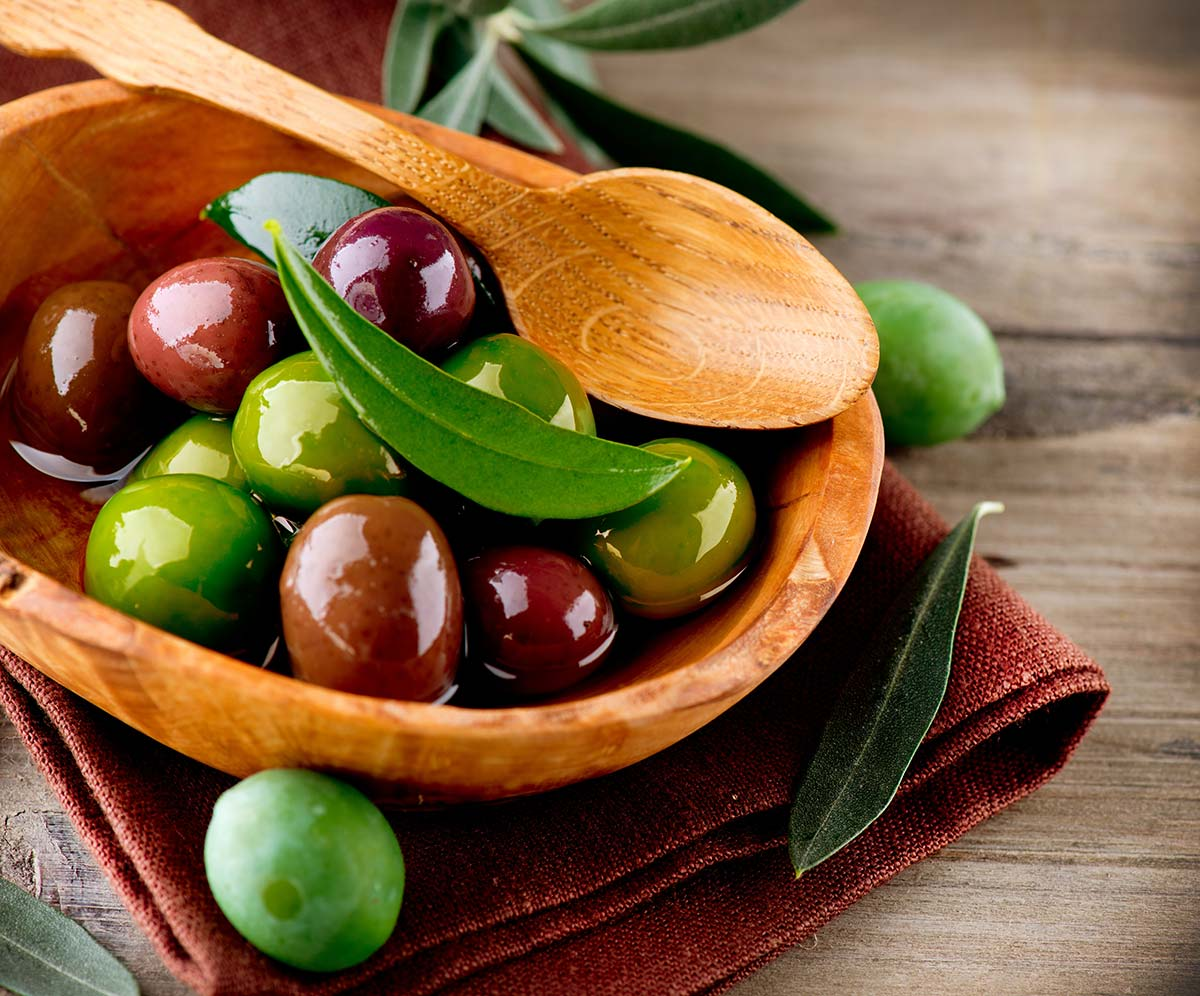 Organic Olives for Extra Virgin Olive Oil1