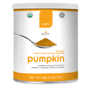 Organic Pumpkin Powder by Activz