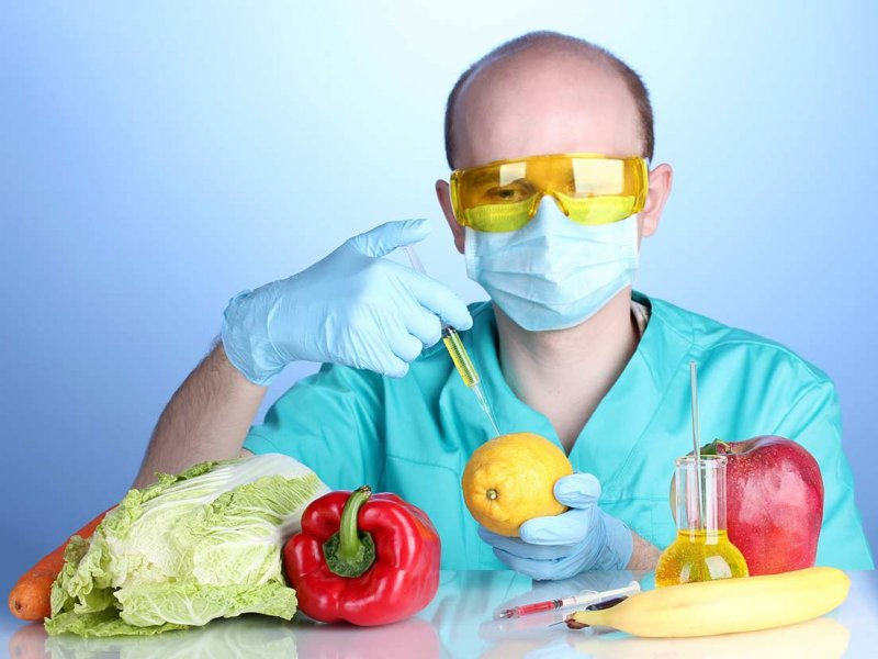 Top 5 most common GMO foods