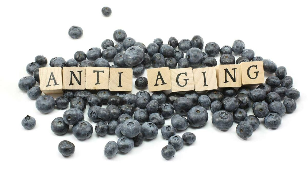 Most Effective Anti-Aging Foods