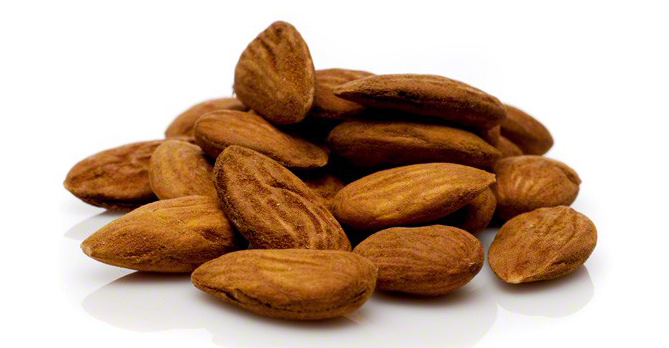 Raw Organic Almonds by Live Superfoods